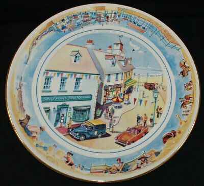 Ringtons Collectors Plate By Masons Seaside Days Boxed Sh7 • 8.99£