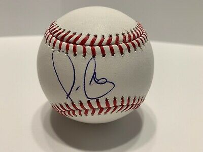 $ CDN33.03 • Buy Alex Cobb Signed Baseball - Autographed Ball - Auto