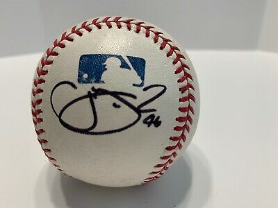 $ CDN19.82 • Buy Jeremy Guthrie Autographed Baseball - Signed Ball - Auto