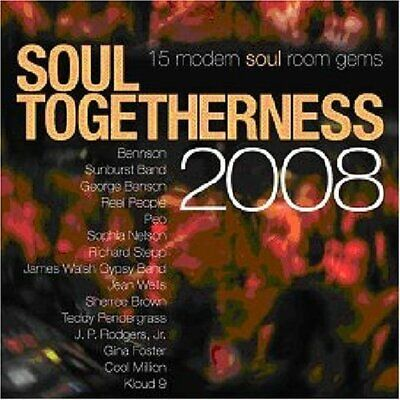 Soul Togetherness 2008 [CD] • 13.46£