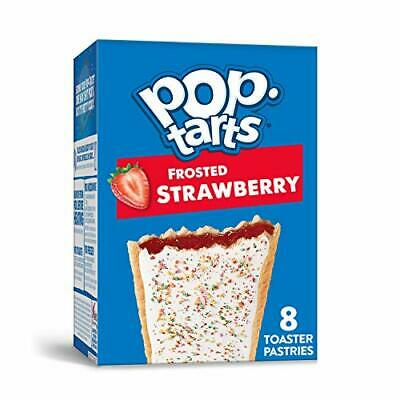 £2.90 • Buy Kellogg's, Pop-Tarts, Frosted Strawberry, 8 Ct
