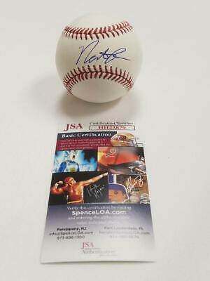 $ CDN92.46 • Buy Nate Pearson Signed Official Major League Baseball (Toronto Blue Jays) JSA COA
