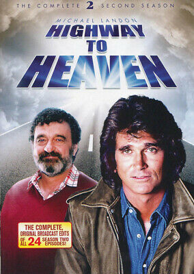 Highway To Heaven - The Complete Season 2 New DVD • 9.97£