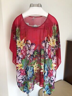 AU30 • Buy Forever New Caftan Size M Resort Wear/beach Cover Up As New