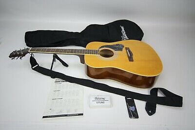 $ CDN288.67 • Buy Silvertone Pro Series Acoustic Guitar New Bundle Ready To Play