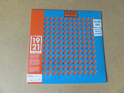 Orchestral Manoeuvres In The Dark Numbered #684 Hmv Only Orange Vinyl Lp Nipper5 • 64.99£