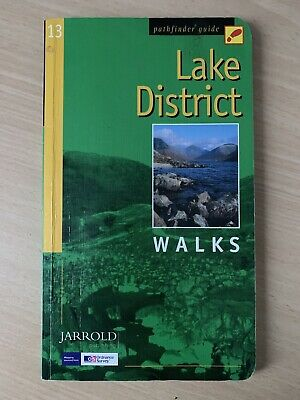 Pathfinder Guide: Lake District Walks - Jarrold • 6.99£