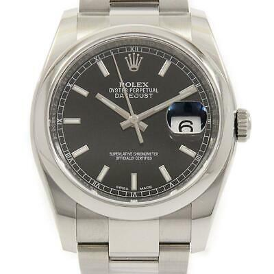 $ CDN7551.13 • Buy Authentic ROLEX 116200 Datejust Automatic  #260-003-635-4719