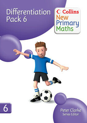 Collins New Primary Maths: Collins New Primary Maths. Differentiation Pack 6 By • 16.65£