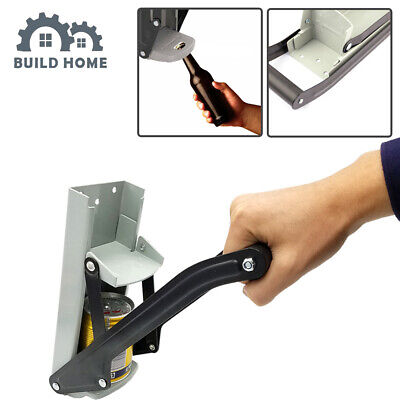 £11.89 • Buy 16OZ 500ml Can Crusher Recycling Tool Wall Mounted Beer Tin Bottle Opener Tool