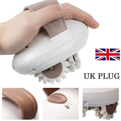3D Electric Anti-Cellulite Body Massager Roller Shaping Slim Massaging Machine • 10.65£