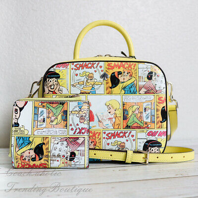 $ CDN85.68 • Buy NWT Kate Spade Archie Comics Betty Veronica Camera Bag Or Wallet Limited Edition