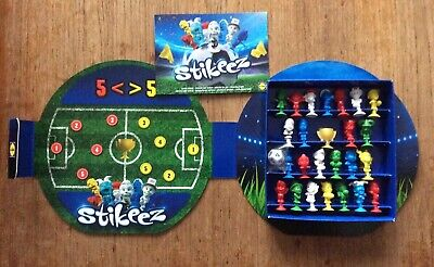Album Futball World Cup Stikeez Complete Full Set 24+Trophy+Game   Lidl  • 14.99£