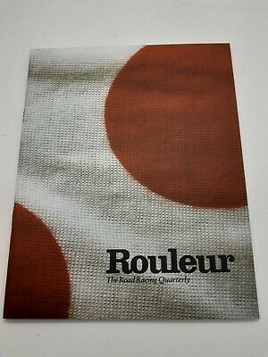 £3.97 • Buy Rouleur Aperitif Taster Magazine Supplement A5 30 Pages - Brand New