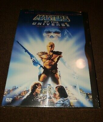 $17.47 • Buy Masters Of The Universe (DVD, 2001) RARE OOP NEW And Sealed
