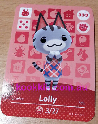 AU10 • Buy Lolly Amiibo #333