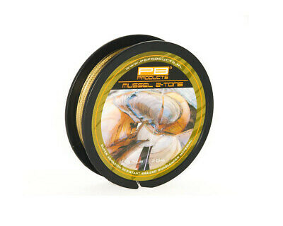 PB Products Mussel 2-tone 20m *All Breaking Strains* NEW Carp Fishing Terminal • 14.99£