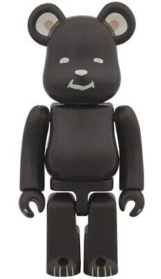 $42 • Buy Medicom BE@RBRICK ARTIST Clot Black POLAR BEAR Series 28 100% Bearbrick Japan
