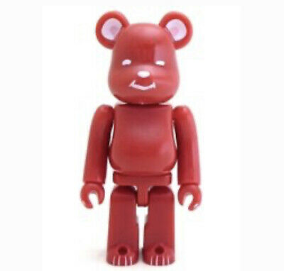 $58 • Buy Medicom BE@RBRICK ARTIST Clot Red POLAR BEAR Series 28 100% Bearbrick Secret