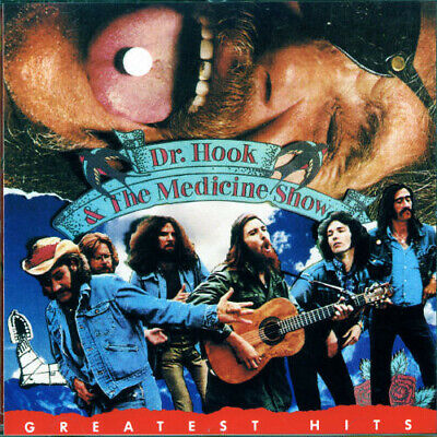 Dr. Hook & The Medicine Show : Greatest Hits CD Expertly Refurbished Product • 7.41£