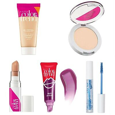 Avon ColorTrend Make-up. NEW STOCK. Worldwide Postage • 4£