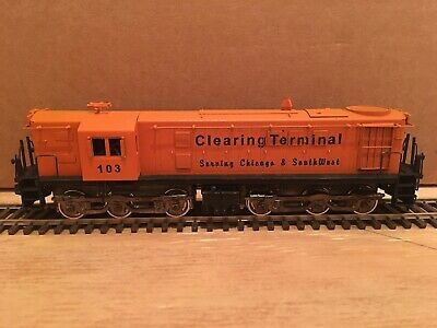 AU517.03 • Buy HO Bergs Hobbies Brass NSWGR Class 48 Diesel Locomotive Clearing Terminal DC/DCC