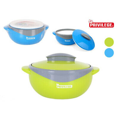 AU26.66 • Buy PRIVILEGE 1000ml Lunch Box Bowl Thermos Vacuum Flask Keeps Food Warm For Kids