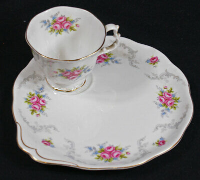 Royal Albert TranquilityBone China Tea For 1 Plate And Cup. Sh36 • 12.99£