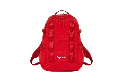 $ CDN264.24 • Buy Supreme Backpack FW20 Dark Red - DS - 100% Authentic -