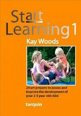 AU19.12 • Buy Start Learning 1 : 24 Art Projects To Assess And Improve The Development Of Y...