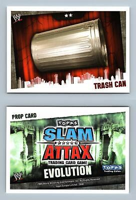 Trash Can - WWE Slam Attax Evolution 2009 Topps TCG Card • 0.99£