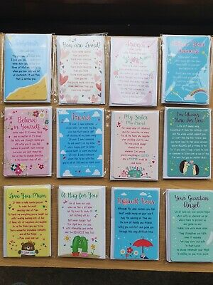 £2.35 • Buy 'special Thoughts' Keepsake Wallet Cards By Regal