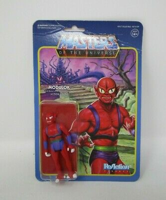 $17.49 • Buy Modulok ReAction MASTERS OF THE UNIVERSE MOTU Super 7 MOC #2