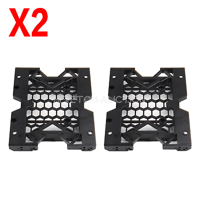 AU15.98 • Buy 2X Premium 5.25  To 3.5  2.5  SSD Hard Drive Tray Bracket Mounting HDD Adapter