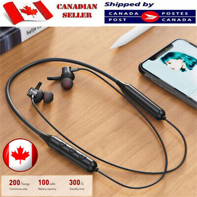 $ CDN16.69 • Buy Bluetooth 5.0 Headphones Earbuds Headset Wireless Stereo For Earphones