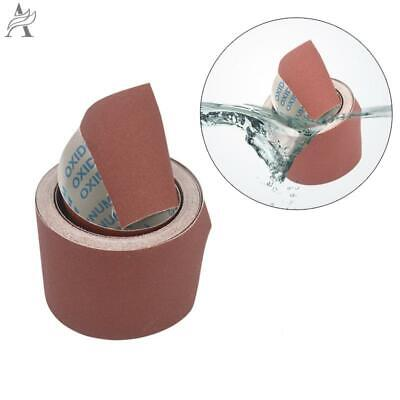 Emery Cloth Roll Polishing Sandpaper 60-1000 Grit For Grinding Woodworking Tool • 6.39£