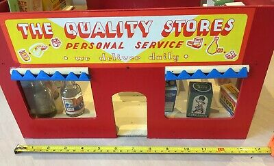 £70 • Buy Quality Toy Shop With Contents Boxed Excellent Condition Sweets Jars Tea Scales