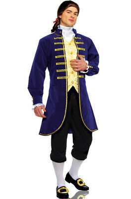 $48.03 • Buy Brand New French Colonial Aristocrat Adult Halloween Costume