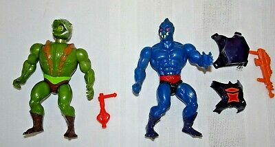 $24.99 • Buy 1980s Masters Of The Universe Webstor & Kobra Khan W/ Weapons & Access.