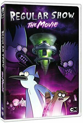 Regular Show: The Movie New Dvd • 10.99£