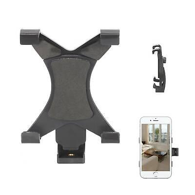AU10.49 • Buy Universal Tripod Mount Holder Bracket 1/4  Thread Adapter For IPad 7~10.1 Tablet