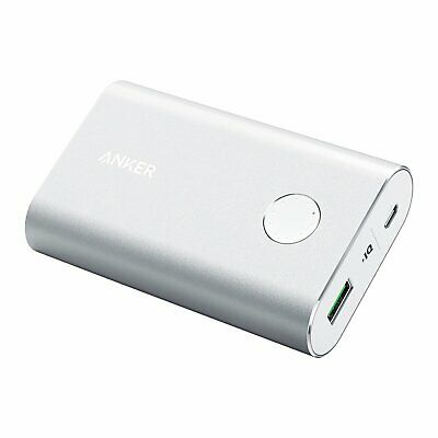 AU64 • Buy Anker Powercore+ 10050mAh Qualcomm 3.0 Power Bank SilverQuick Charge Portable Ch