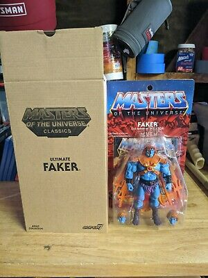 $210 • Buy Super7 MOTU Masters Of The Universe Classics Ultimate Faker Action Figure