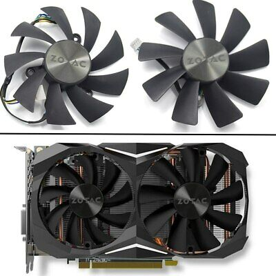 $ CDN25.52 • Buy Cooler Fan For ZOTAC GTX 1060 1070 1080 Ti MINI GA92S2H 100MM GAA8S2H GAA8S2U
