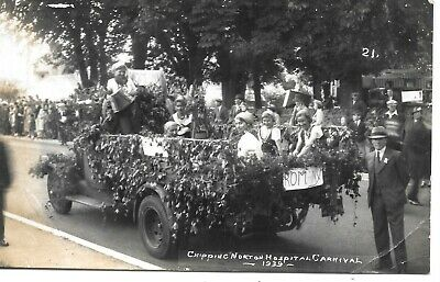 £9.99 • Buy 1939 Chipping Norton Carnival Oxfordshire RP