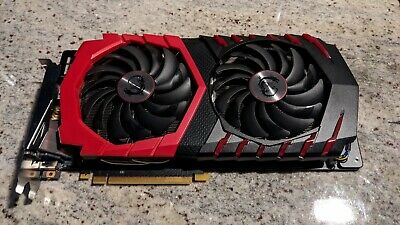 $ CDN202.63 • Buy MSI NVIDIA GeForce GTX 1060 3GB GDDR5 Graphics Card