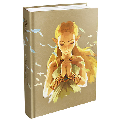 AU54.95 • Buy The Legend Of Zelda: Breath Of The Wild - The Complete Official Guide - Expanded