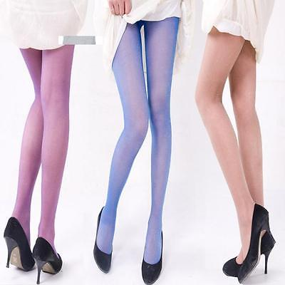 Women's Strong Elastic Sheer Transparent Tights Pantyhose Long Stockings Socks • 1.99£