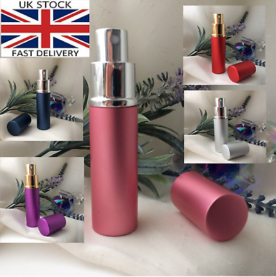 Quality Refillable Aftershave Atomizer Travel Perfume Atomiser Pump Spray 10ml • 3.85£