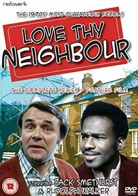 AU77.99 • Buy Love Thy Neighbour Series 1 To 7 Complete Collection Dvd [uk] New Dvd